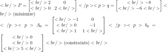SVM Matlab code implementation] SMO (Sequential Minimal