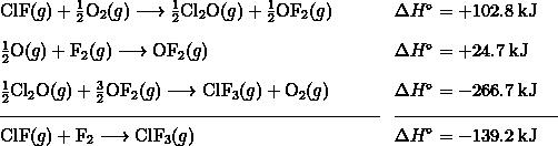 5 3 Enthalpy – Chemistry
