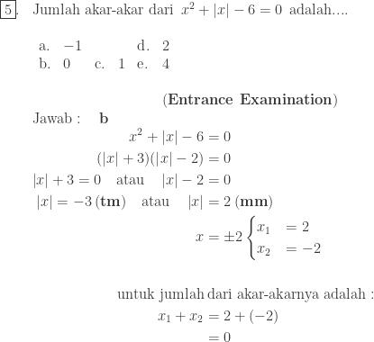 Contoh Soal Persiapan Semester Gasal Kelas X K13 Revisi  ahmadthohir1089.wordpress.com