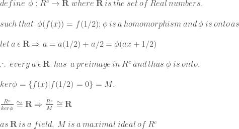 Algebra essay samples Course Hero Linear Algebra Revision Test