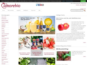amorebio Webseite