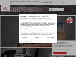 ars-vivindi Webseite