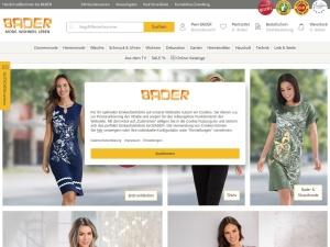 bader Webseite