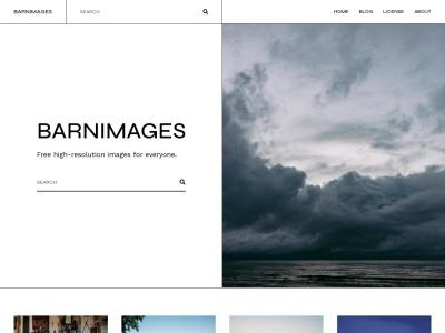 barnimages.com Screenshot