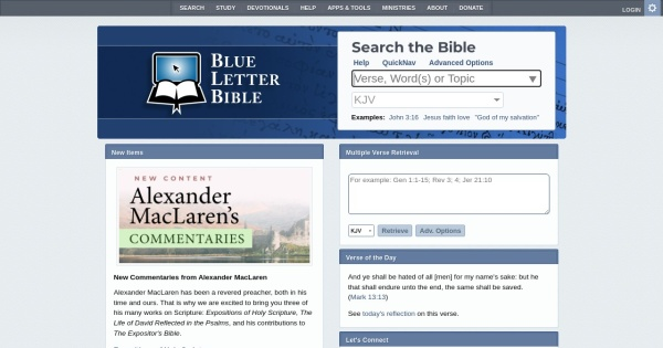 blue letter bible classic blueletterbible bible search and study tools blue 3756