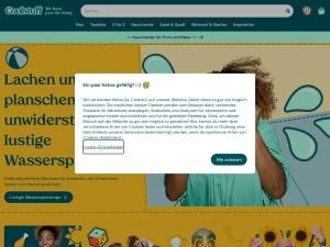coolstuff Webseite