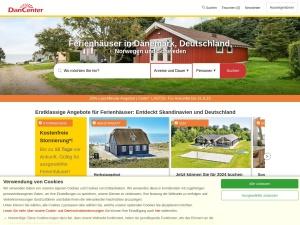 dancenter Webseite