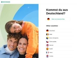 deichmann Webseite