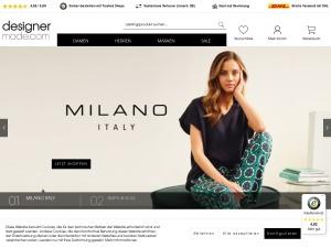 designermode Webseite