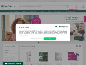 docmorris Webseite