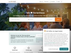 e-domizil Webseite