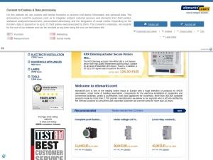 eibmarkt Webseite