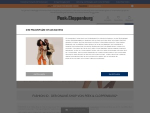 fashion-id Webseite