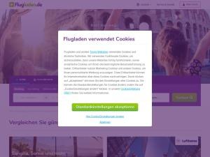 flugladen Webseite