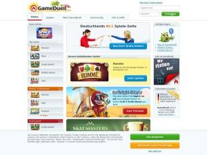gameduell Webseite