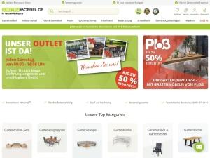 gartenmöbel Webseite