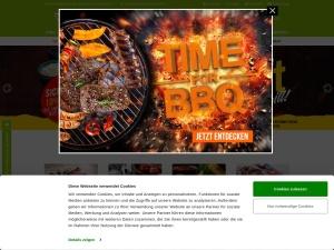 gourmetfleisch Webseite