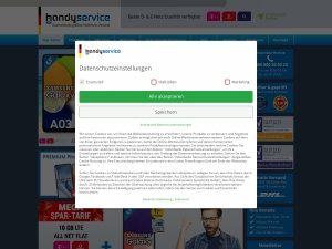 handyservice Webseite