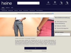 heine Webseite