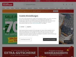 hoeffner Webseite
