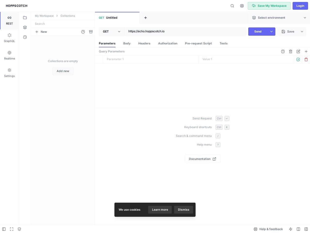 api测试_Hoppscotch_开源 API测试