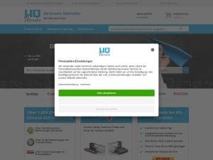 hq-patronen Webseite