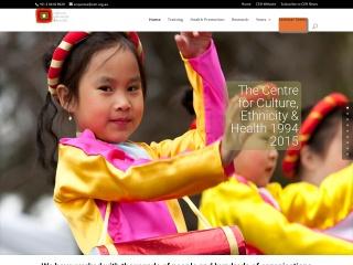 Screenshot of 21.ceh.org.au