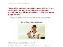 30-Tage Pilates Challenge Erfahrungen (30-Tage Pilates Challenge seriös?)