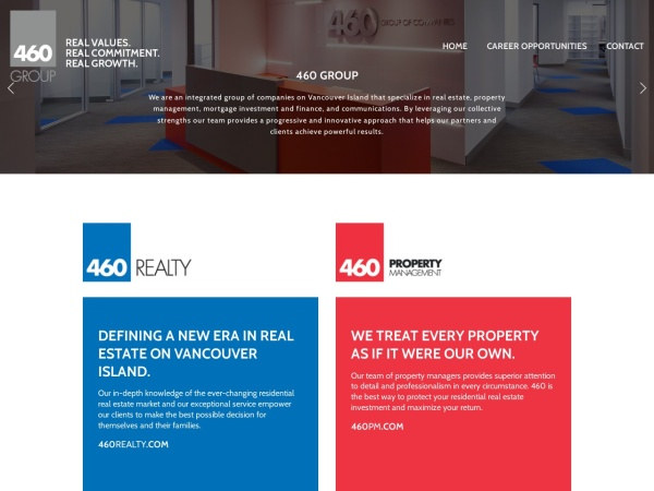 Screenshot of 460goc.com