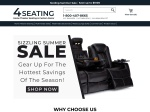 4seating.com Coupon Code