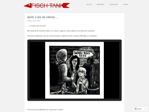 Fisch Tank using the Sidekick WordPress Theme