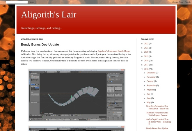 Screenshot of aligorith.blogspot.jp