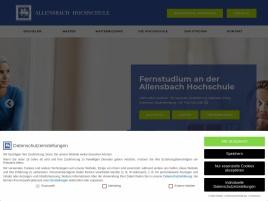 Allensbach-Hochschule Erfahrungen (Allensbach-Hochschule seriös?)