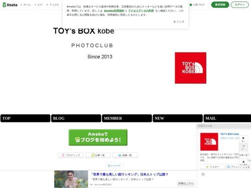 http://ameblo.jp/toysbox0302/