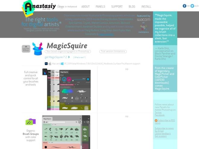 http://anastasiy.com/magicsquire