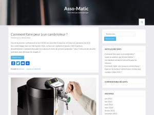 Asso-Matic : portail d'actualités, d'informations utiles au quotidien et de conseils avisés sur la vie pratique