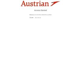 Austrian Airlines Erfahrungen (Austrian Airlines seriös?)