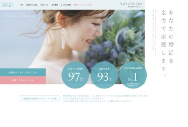 Screenshot of awake-to.com