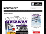 http://backcountrymagazine.com/win-free-stuff/backcountry-get-stoked-giveaway/