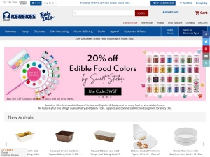 BakeDeco.com Coupons