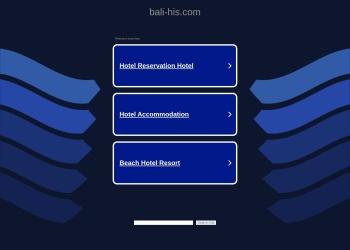 http://bali-his.com/