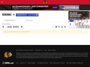 http://blackhawks.nhl.com/club/schedule.htm