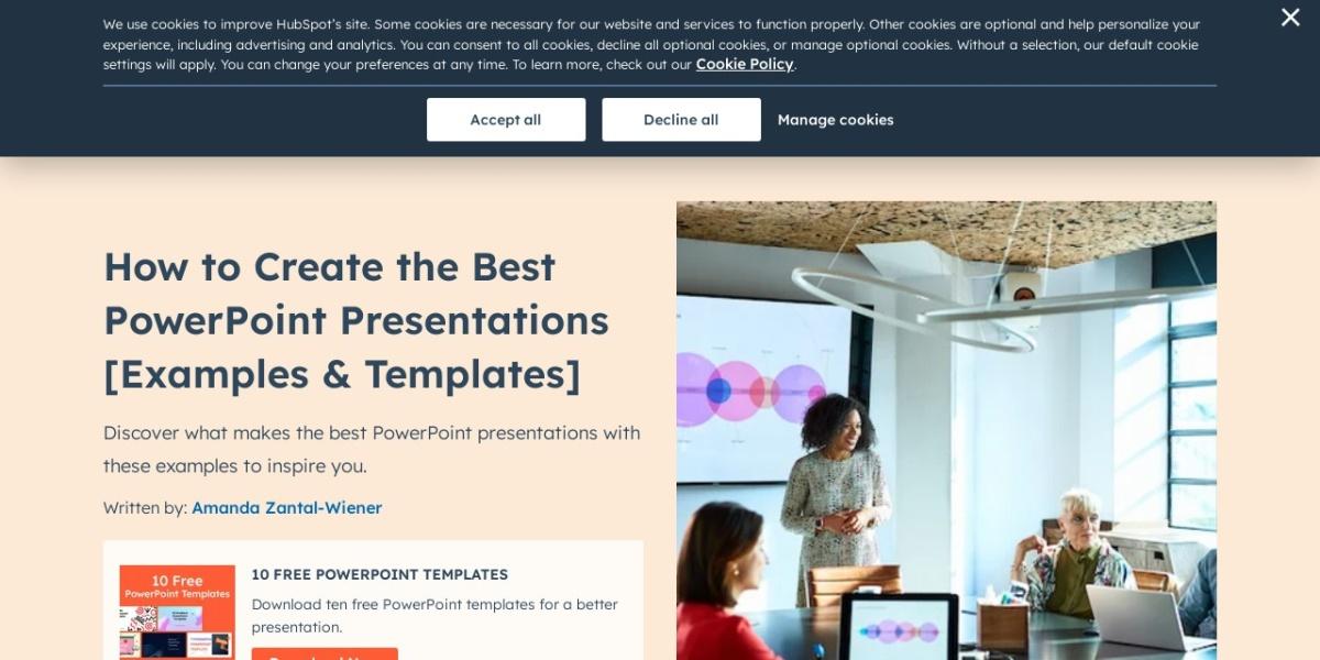http://blog.hubspot.com/marketing/inspiring-slideshare-presentations-for-marketers-list#sm.000007vhzt6n4xen3ru5i3sucq8pa