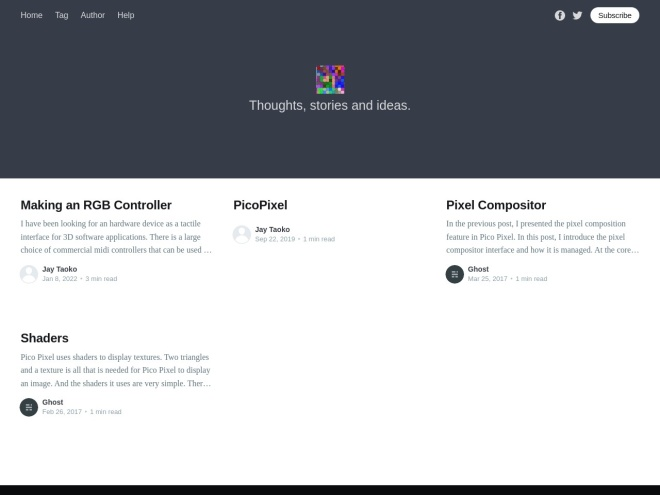 http://blog.pixelandpolygon.com/