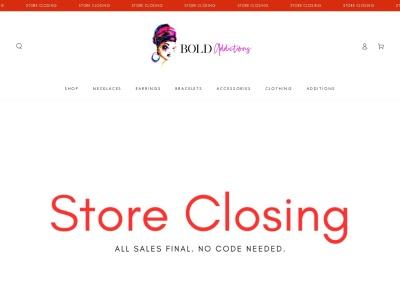 Screenshot of boldaddictions.com
