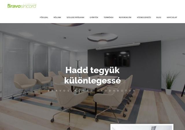 http://bravosincord.hu