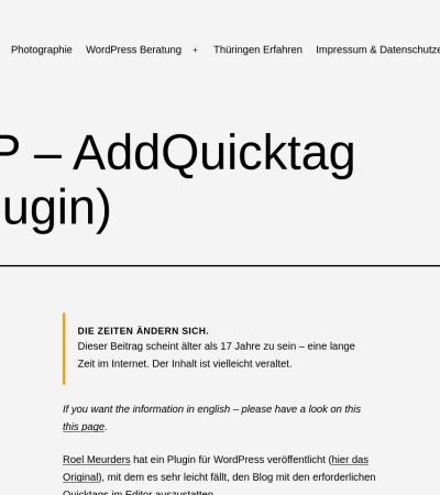 http://bueltge.de/wp-addquicktags-de-plugin/120/