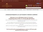 Canadas Gift Baskets Coupon Code