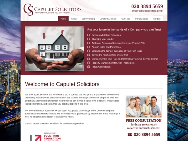 http://capuletsolicitors.co.uk