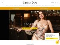 corsetdeal.com Coupons